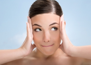 Woman Treated With Botox