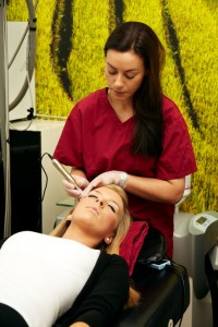 111SKIN micropen facial with melissa