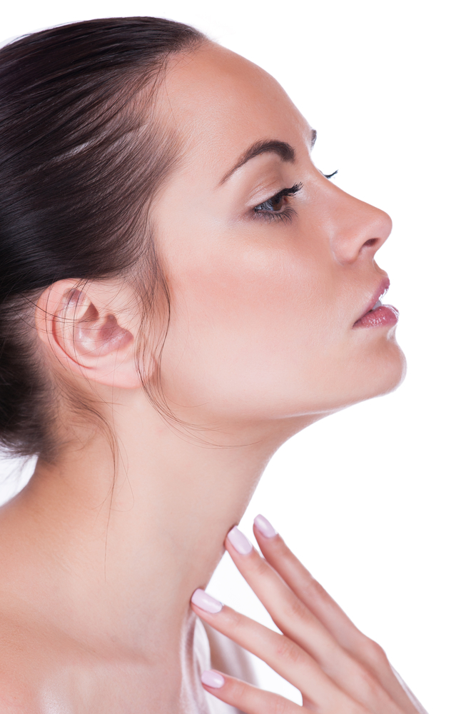 nose rash how to get rid