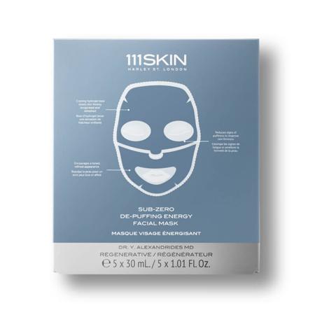 Sub Zero De-puffing Energy Mask