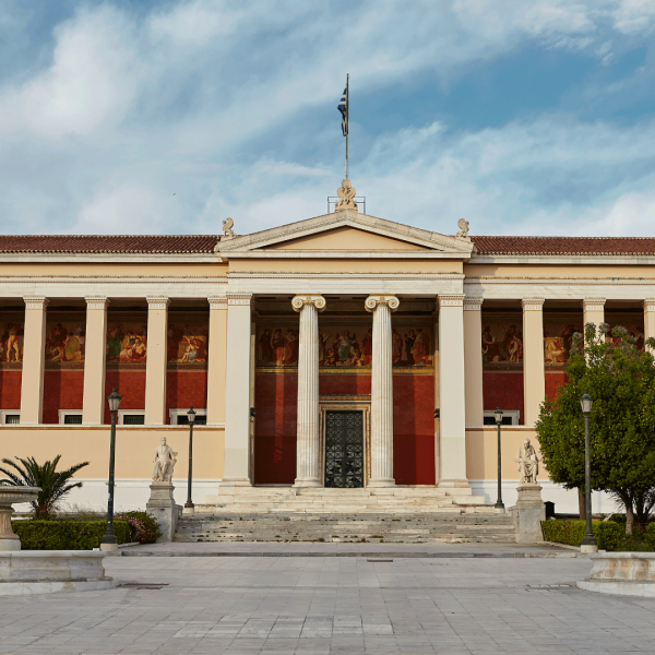 graduation from Athens medical school