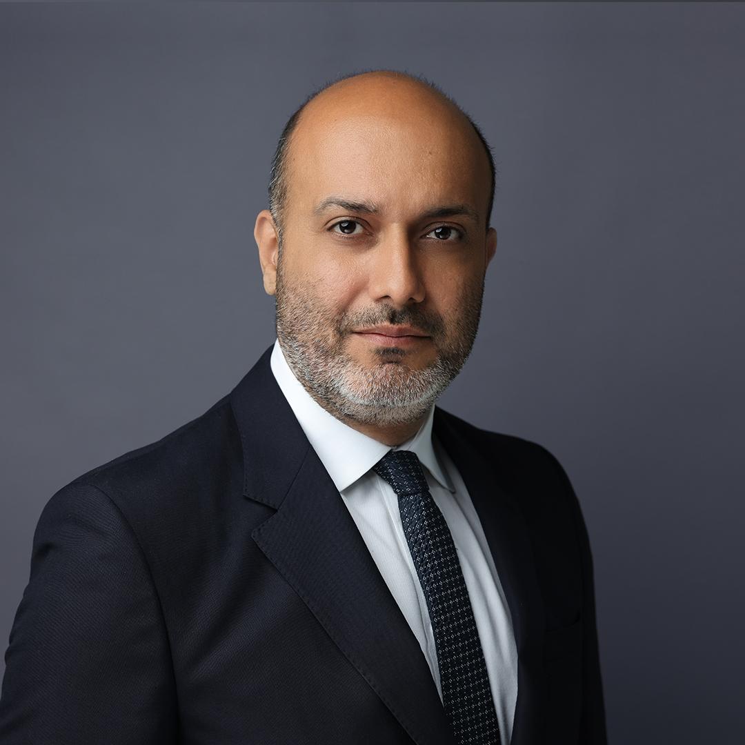 Dr Reza Alamouti